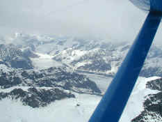 Glacier from the air.jpg (66907 bytes)